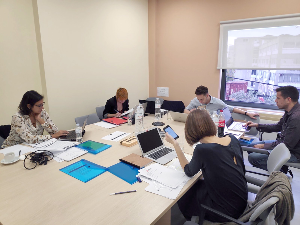 Children First project kick-off meeting in Athens
