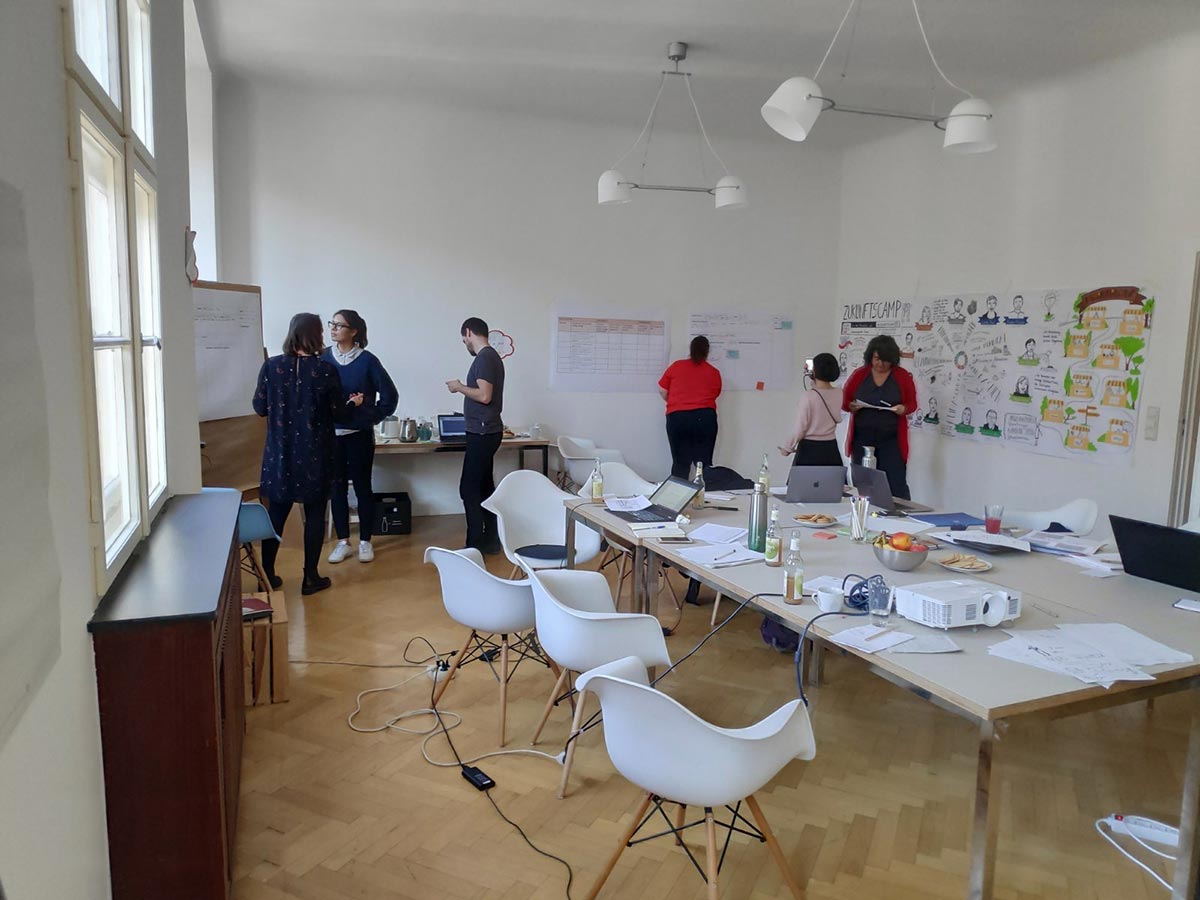 Read more about the article Tour2Include project kick-off meeting in Berlin, Germany