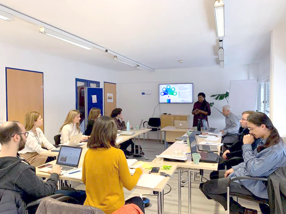 Symplexis participates to the KoM of the 3 STEPS project in Innsbruck!