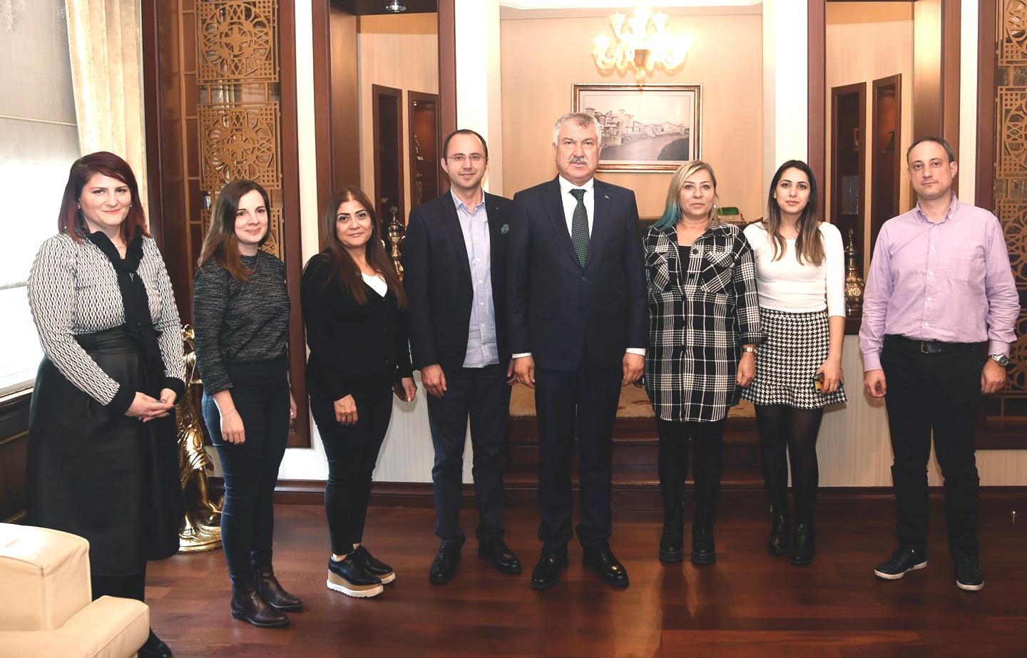 Cooking Cultures project Kick-off meeting in Adana