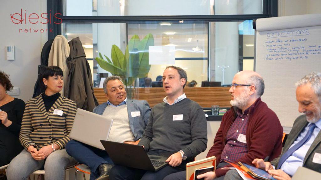 Diesis Network Networking and Strategic Workshop