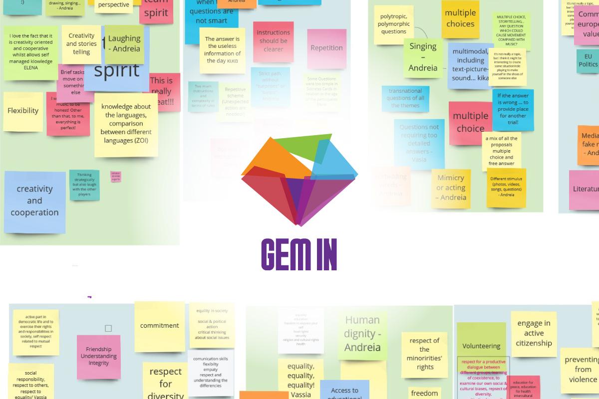 GEM-In international conference