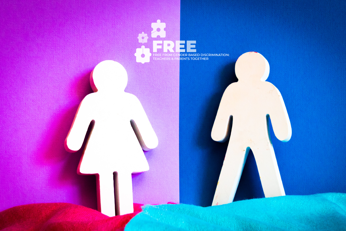 Our FREE Project web platform is launched! A collaborative model between teachers and parents to tackle gender-based discrimination.