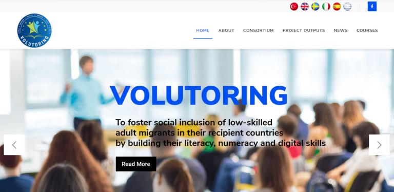 Volutoring platform