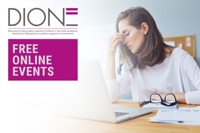 DIONE Free Online Events - New Dates
