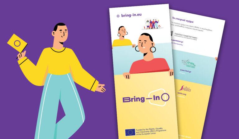 BRING-In leaflet