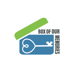 Box of our Memories (BooM) logo