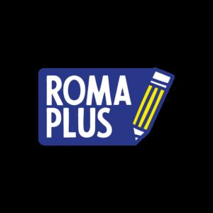 ROMA Plus logo