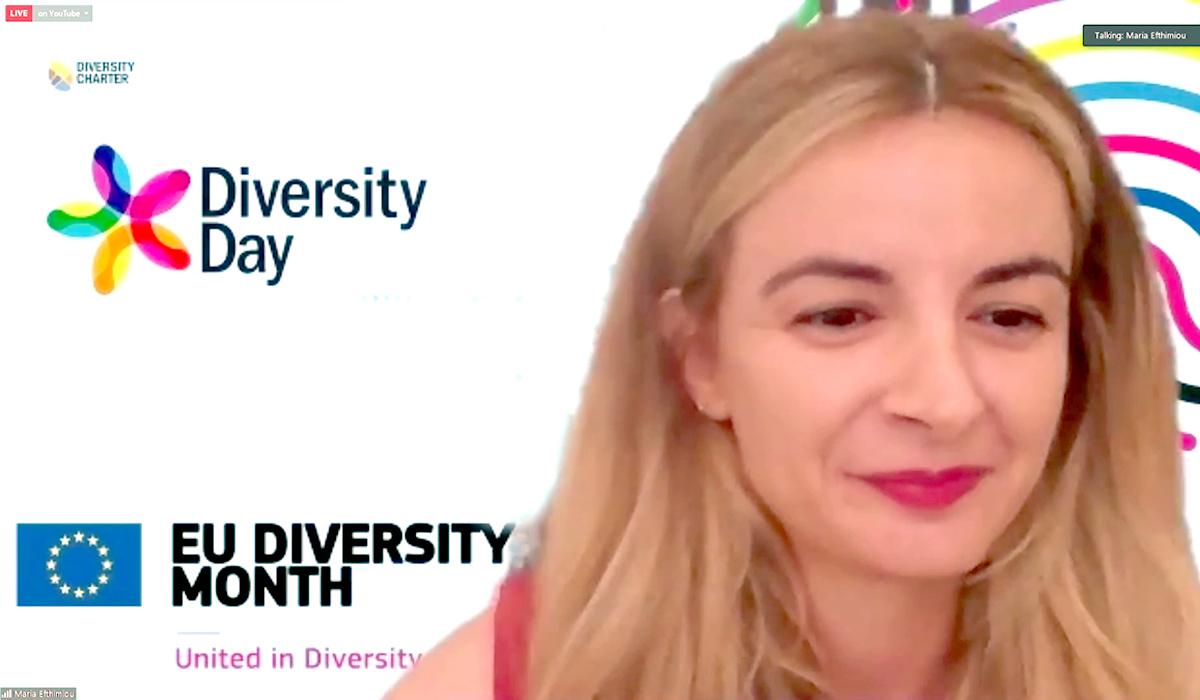 Η Σύμπλεξις στην Ανοιχτή Ημέρα Διαφορετικότητας!