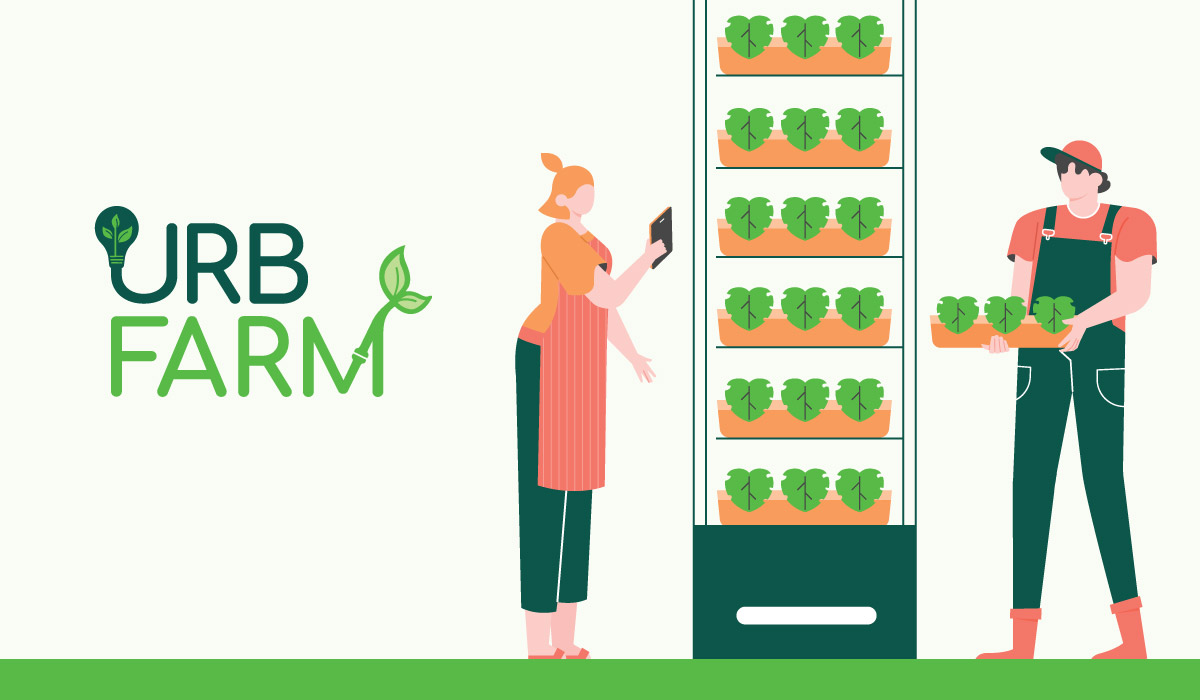 Take a look at the URBFARM project flyer!