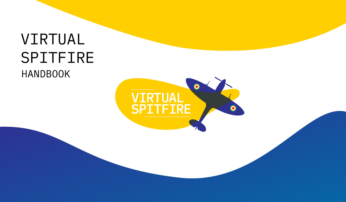 Virtual Spitfire Handbook: Exploring Cultural Heritage for Adult Learning using Virtual Reality