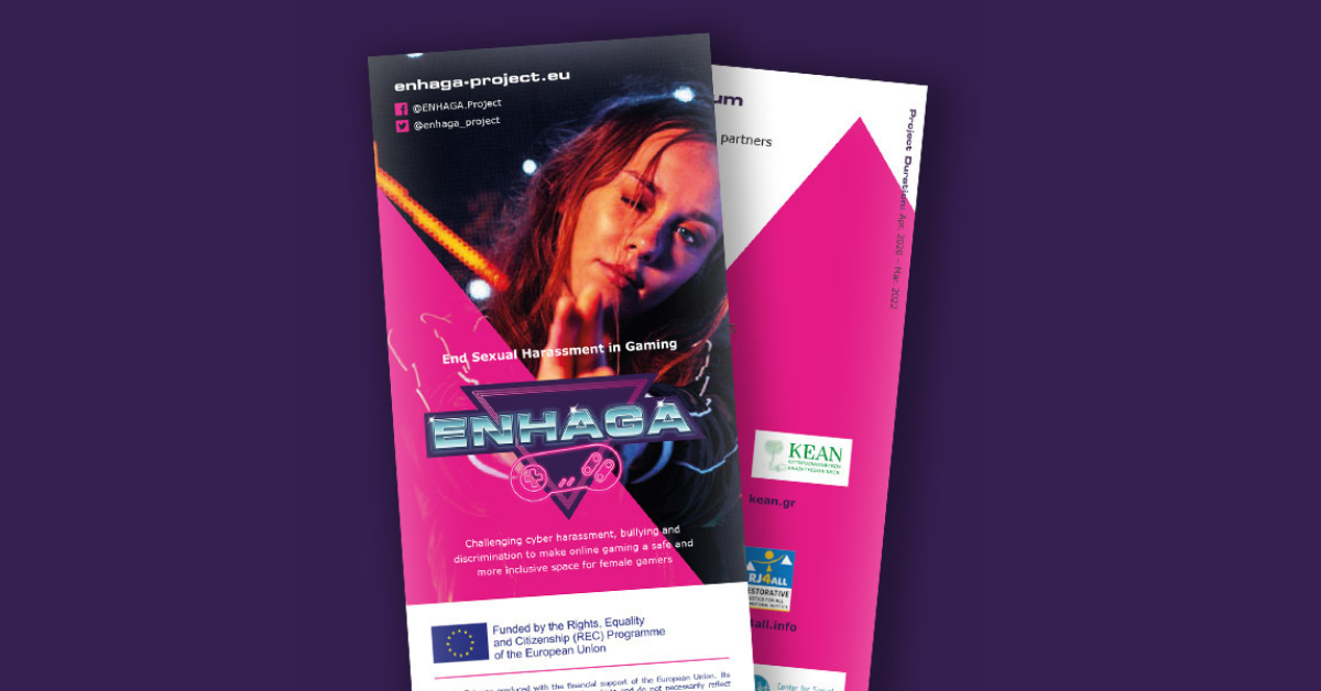 Read more about the article ENHAGA's leaflet is out!